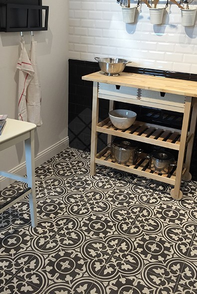 flanders trocadero carrelages en ciment impermo. Black Bedroom Furniture Sets. Home Design Ideas